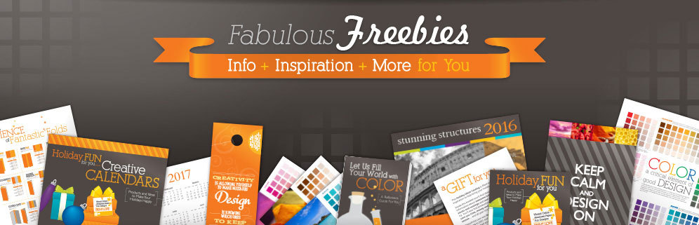 Fabulous Freebies for You