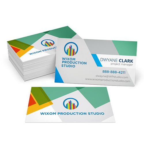 48 hour print brochures business cards postcards more business cards reheart Image collections