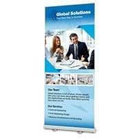 Banner printing vinyl and retractable banners 48hourprint for 48 hour print templates