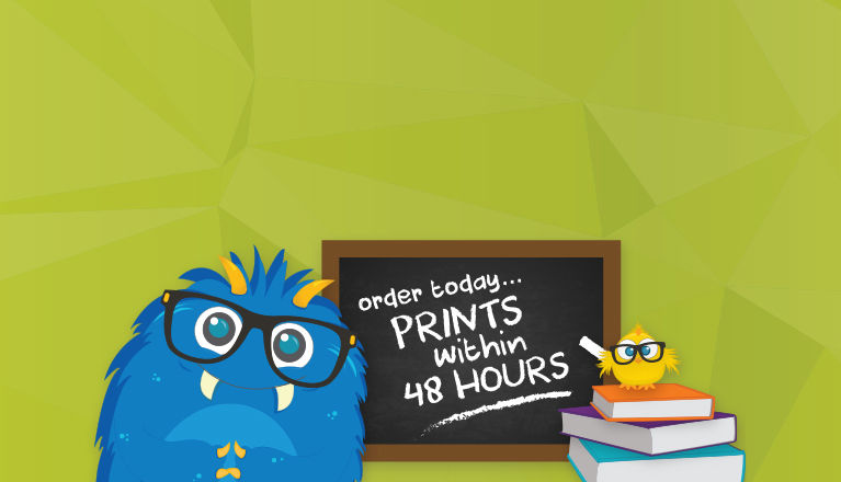 TabletBanner48 Hour Printing Guarantee