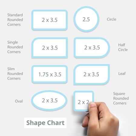Die cut business card printing custom shapes 48hourprint die cut business cards colourmoves