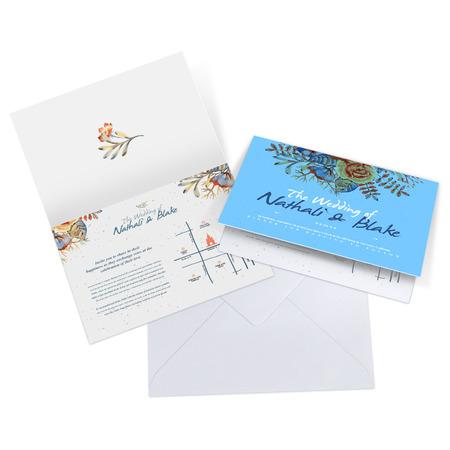 print custom invitations flat folded 48hourprint