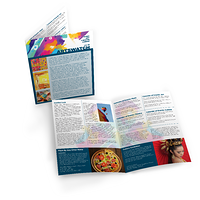 Single Fold Newsletter Printing