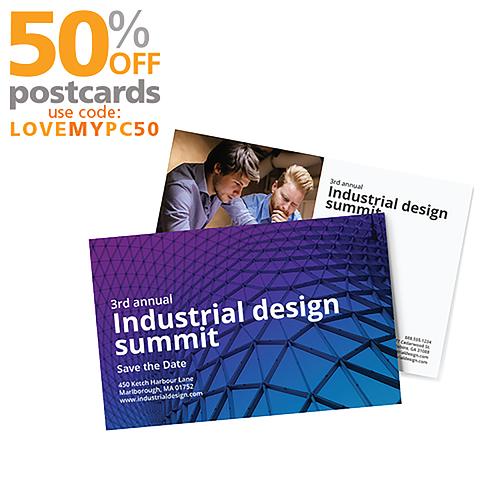 Mini Postcard Printing