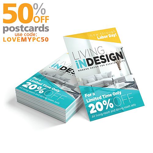 Large Postcard Printing