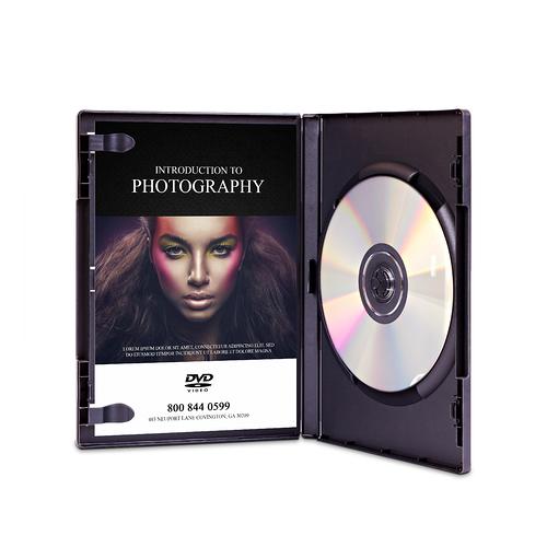 DVD Insert Printing