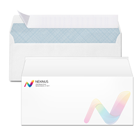 Self Seal Envelope Printing