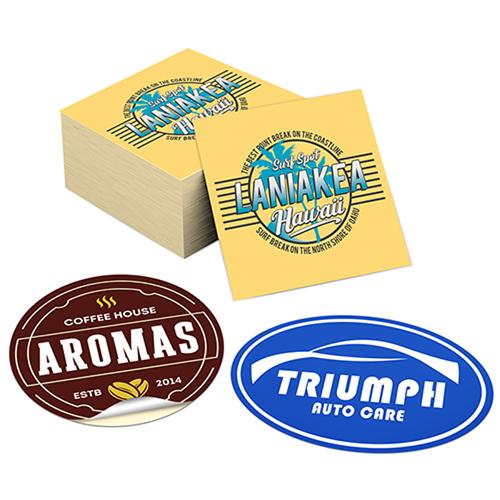 Sticker printing premium custom stickers 48hourprint