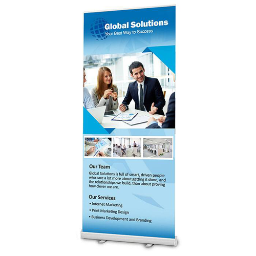 Affordable Retractable Banner Printing Great Deals