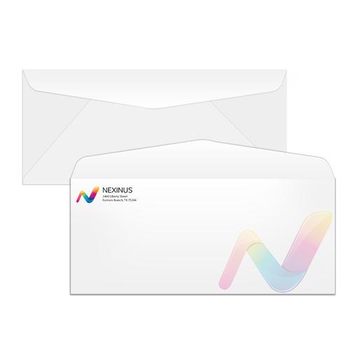 #9 Envelope Printing