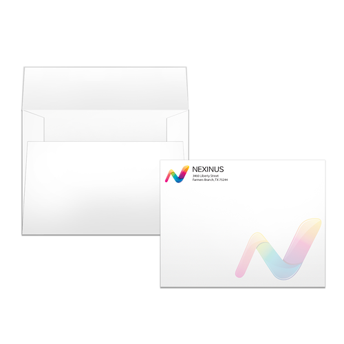Online Printing Company for #9 Window Envelopes