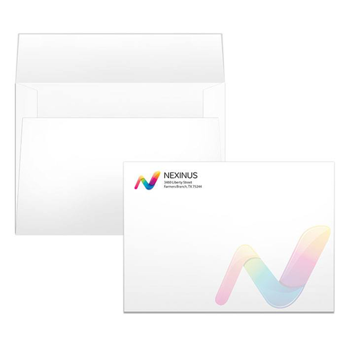 a7 envelope online printing services 48hourprint com