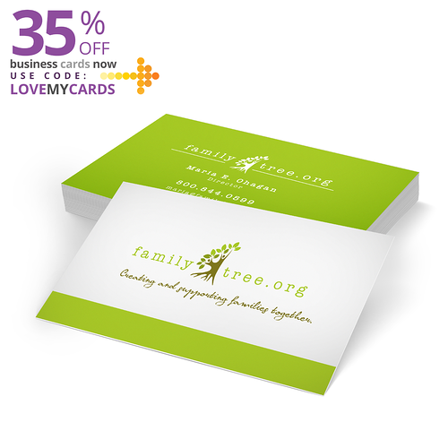 48 hour print templates - uncoated business card printing service
