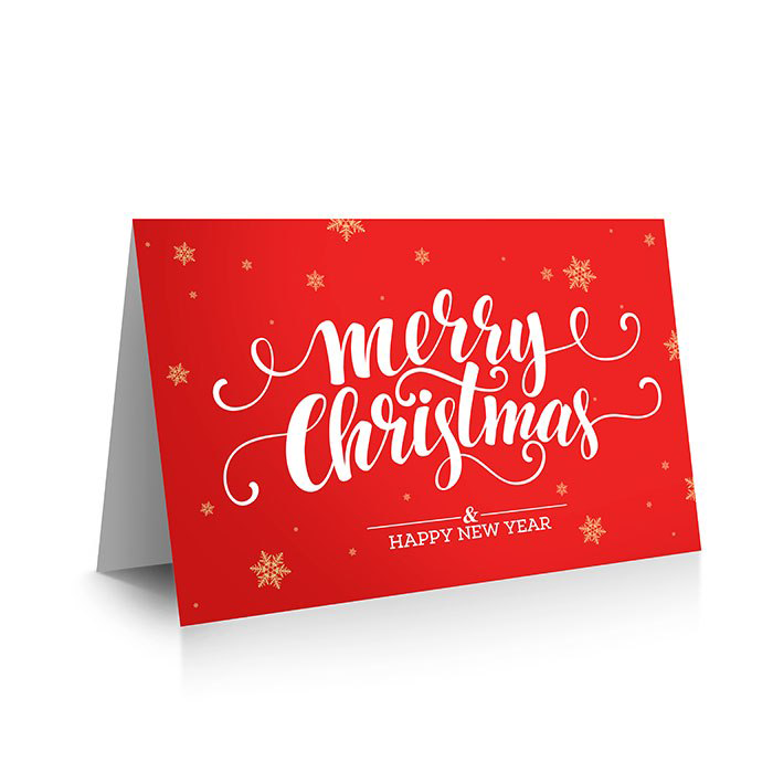 Custom Holiday Cards | 48HourPrint.com