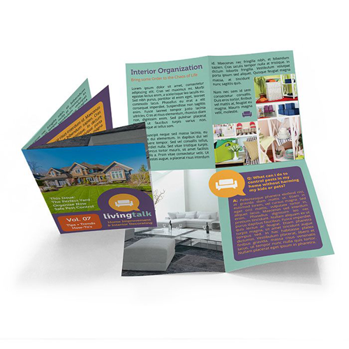 online print shop for french fold newsletters 48hourprint com