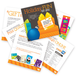 Holiday Idea Catalog